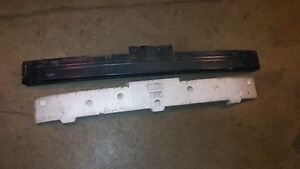 2011 2012 2013 Toyota Scion Tc Oem Rear Bumper Reinforcement Bar With Absorber