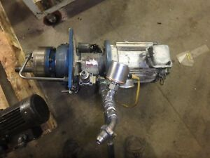 Wanner Engineering Inc D12ekcghfeca Hydra cell Pump With Motor