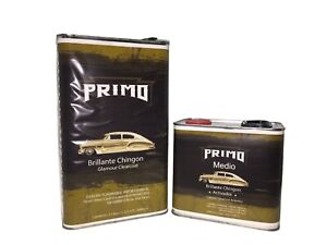 Automotive Glamour Clearcoat 5 Liter Kit Primo Clear Coat With Activator