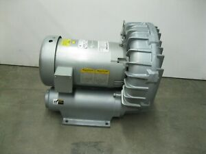 Gast Regenair R7100a 3 Regenerative Blower Baldor 10 Hp Motor New Z99 2494