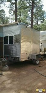2017 5 X 8 Food Concession Trailer For Sale In Arizona