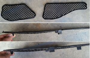 1971 73 Ford Mustang Original Left Right Top Cowl Panel Vent Screens