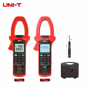 Uni t Digital Power Clamp Meter 3 Phase Sequence Test 1000a True Rms Positive