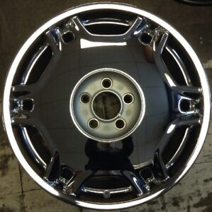 Bentley Arnage Pd116473pa Aluminum Oem Wheel Rim 19 X 8 Chrome