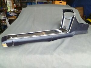 1967 1968 Mustang Cougar Floor Console 3 Or 4 Speed Manual Trans 67 68 Oem Nr