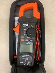 Klein Tools Cl700 Digital Clamp Meter Ac Auto ranging 600a Trms True Rms