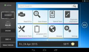 Otc 3893 Genisys Encore Android Based Scanner diagnostic Tool