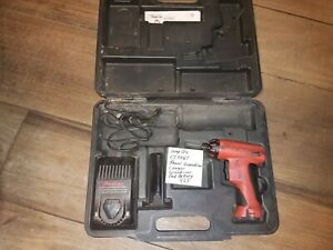 Snap On Cts561 Power Driver In Case Read Description 425