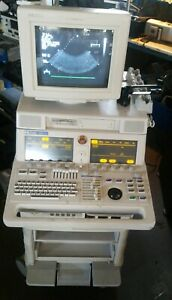 Hp Sonos 5500 Ultrasound System Local Pick Up