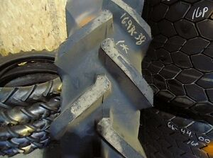 16 9r38 Blemished R 2 rice Cane Radial Tire