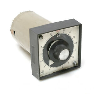 Automatic Timer Control 305e021a20px 15 Hrs Dial