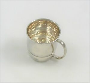 Towle Sterling Silver Child S Cup 10792