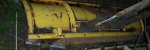 Choice Of 7 Or 7 5 Foot Meyer Snow Plow Blade Meyers Needs Repair Or For Parts