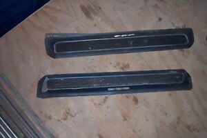 1969 Plymouth Road Runner Gtx Left Right Hood Scoopes Inserts Vents