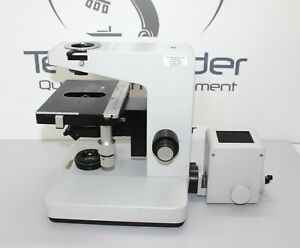 Microscope Leitz Dialux For Parts