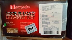 reloading  Hornady Lock and Load Classic Reload Kit. #085003 NEW UNOPENED!