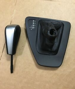 6 Speed Automatic Floor Shifter Knob Boot Oem Bmw E90 3 Series