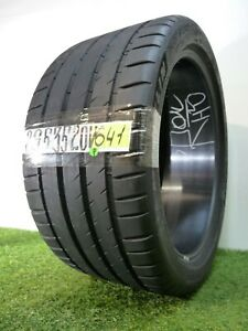 295 35 20 105y Used Tire Michelin Pilot Sport 4 S 87 V641