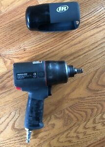 Ingersoll Rand 1 2 Drive Impact Wrench 2131a With Tool Cover