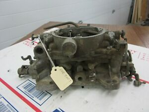 1961 Chrysler Imperial 413 Carter Afb Carburetor Bj0 Date 3108s Dp