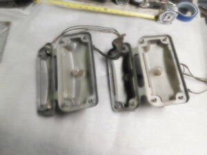 1971 Olds Tail Light Housings