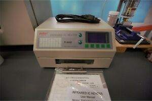 Infrared Ic Heater Reflow Oven T 962