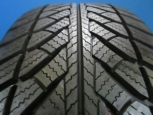 Used Goodyear Ultragrip 8 Performance 245 45 18 10 11 32 High Trd No Patch 1304d