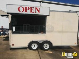 Food Concession Trailer With Truck For Sale In Louisiana