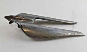 Vintage Ford Wing Hood Ornament Ray Russell Ind Design
