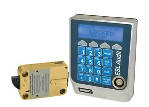 New Amsec Eslaudit Esl Audit Electronic Safe Lock