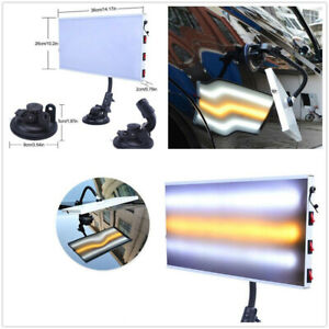 Body Led Light Board Usb 5v Replace Accessory 3 Strips For Paintless Dent Repair