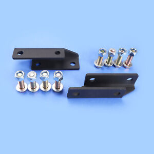 1982 2005 Gmc S15 Chevy S10 4wd Sway Bar Drop Bracket For 2 5 Leveling Kit