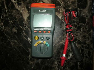 Extech Instruments Digital High Voltage Insulation Tester 380363