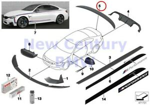 Bmw Genuine M Performance Accessories Carbon Rear Spoiler M Performance F82