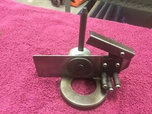 Foley Belsaw 2311018 Tool Holding Fixture Attch Will Work On Honing Machines