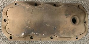 Jeep Willys Mb Gpw Cj2a 3a 3b M38 M38a1 Dana 18 Transfer Case Bottom Cover Nos
