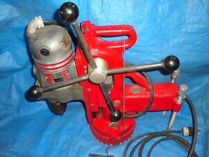 Milwaukee Magnetic Drill 4230