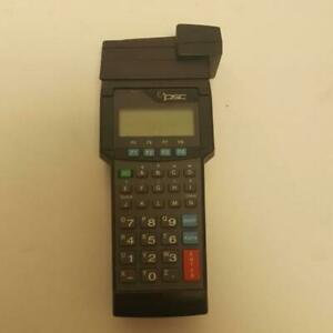 Psc 42 011 tg Handheld Barcode And Inventory Scanner