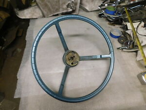 1962 Ford Steering Wheel Nos