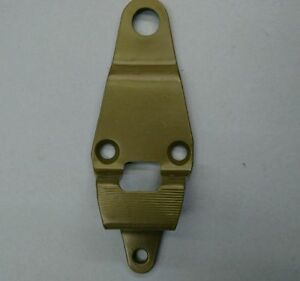 Willys Mb Slat Grill Rear Bow Bracket With Lines Excellent Quality