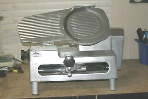 Univex 8512 Commercial Automatic Meat Cheese Deli Slicer Works Blade Is Slow