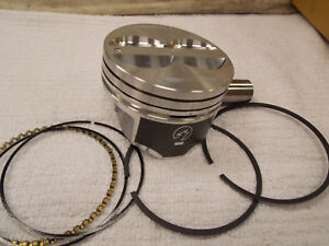 Sealed Power H597dcp Piston Rings 1990 1997 Vin V 7 8 Or P 350 Chevy 5 7 Lt1 Cad