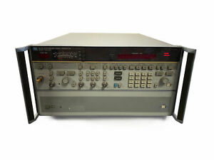 Hp Hewlett Packard 8673c Synthesized Signal Generator 05 18 6 Ghz