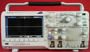 Tektronix Dpo2012 100 Mhz 2 ch 1 Gs s Digital Phosphor Oscilloscope