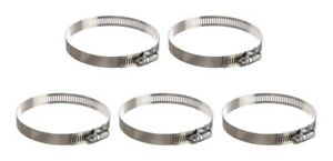 Ideal Tridon 6396 Stainless Steel 4 1 2 6 1 2 9 16 Band Hose Clamp 5