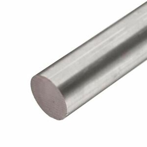 6 2 4 6 Titanium Round Rod 3 000 3 Inch X 12 Inches