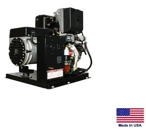 Generator Vehicle Mounted Commercial Diesel 120 240v 9 Hp 6 000 Watts