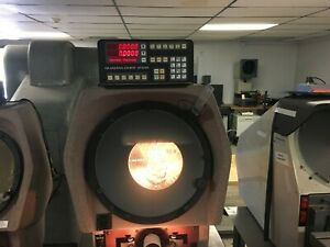 14 Scherr Tumico 20 3500 Bench Top Optical Comparator New 1995