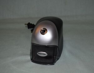 Stanley Bostitch Quiet Sharp Electric Pencil Sharpener Eps8hd Works