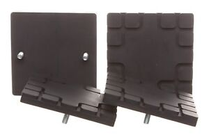 Challenger Lift Square Lift Pads For Cl9 Cl10 Lifts Set Of 4 Pads